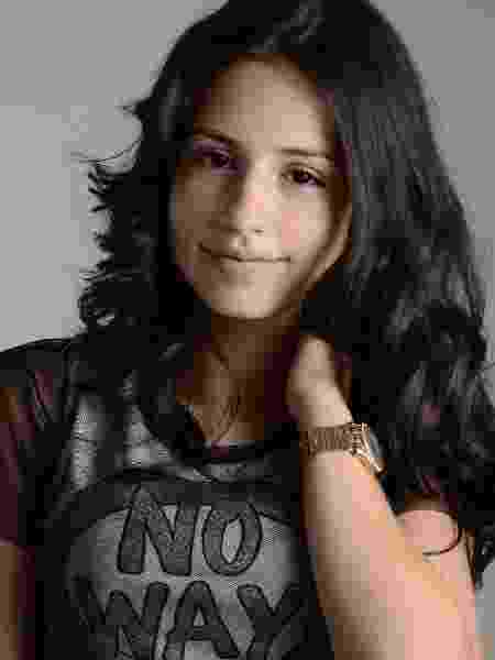 A atriz Bianca Paiva   - Aline Ará / Divulgação - Aline Ará / Divulgação