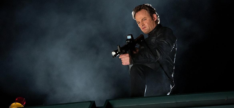 """Jason Clarke como John Connor em """"Exterminador do Futuro: Gênesis"""" - Divulgação"""