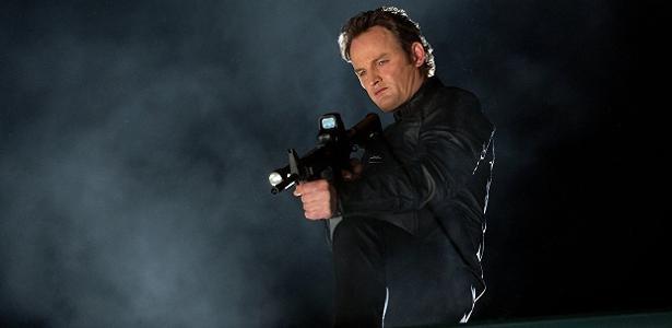 """Jason Clarke como John Connor em """"Exterminador do Futuro: Gênesis"""""""