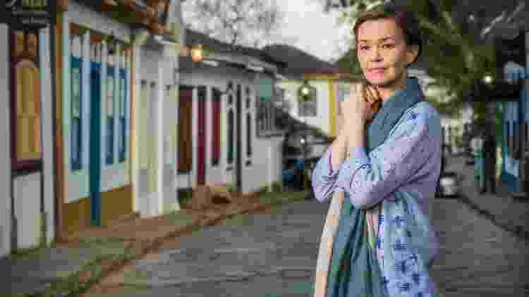 Espelho da Vida - João Miguel Júnior/TV Globo - João Miguel Júnior/TV Globo