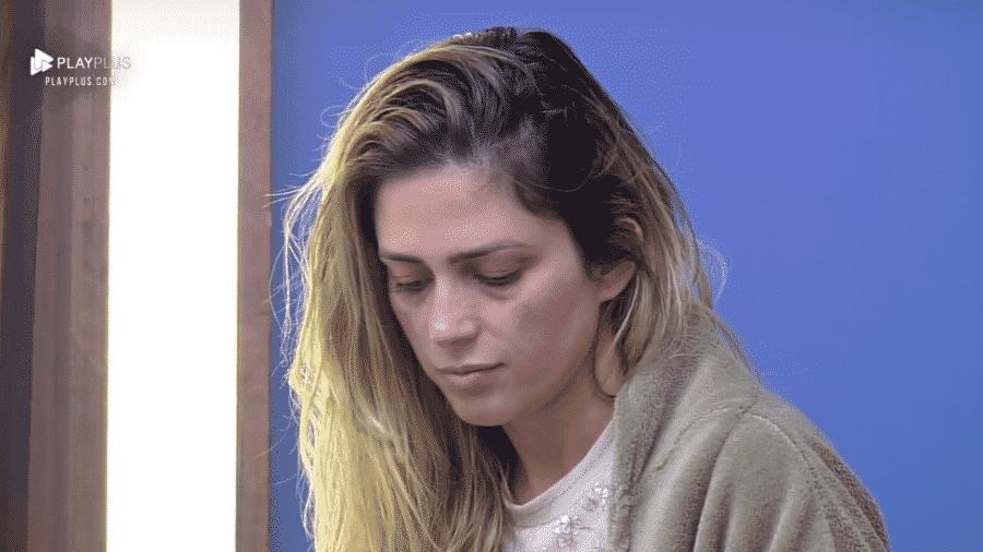 Nadja Pessoa critica Ana Paula Renault em conversa com Fernanda Lacerda - Reprodução/Play Plus
