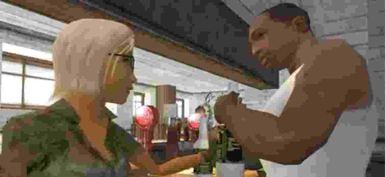 GTA: San Andreas - Reprodução