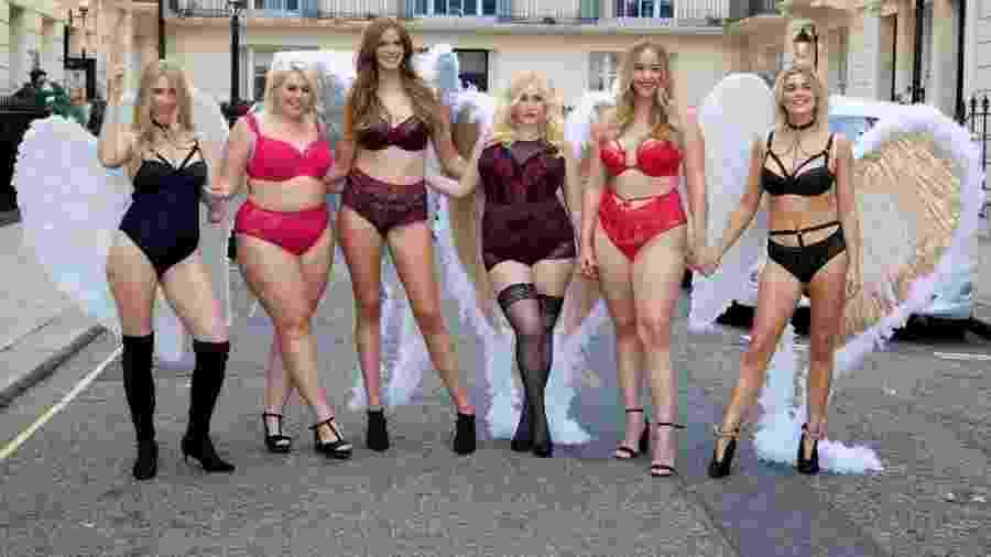 """""""Desfile da diversidade"""" organizado por modelos em Nova York - Reprodução/Instagram"""