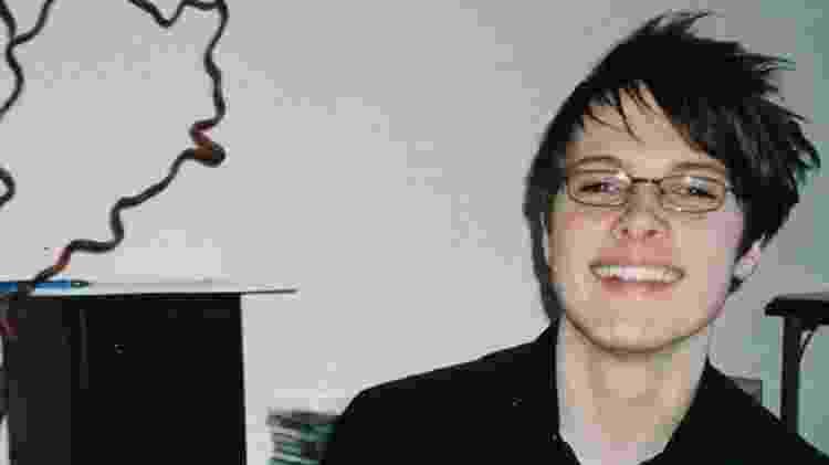 Nathaniel bbc - Acervo pessoal/Nathaniel Hall/BBC - Acervo pessoal/Nathaniel Hall/BBC