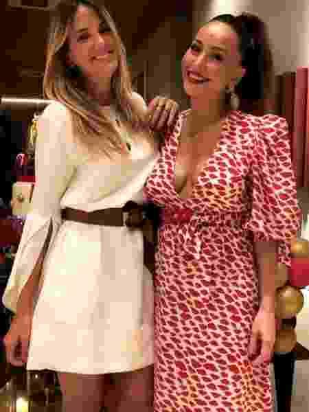 Sabrina Sato e Ticiane Pinheiro - Reprodução/Instagram
