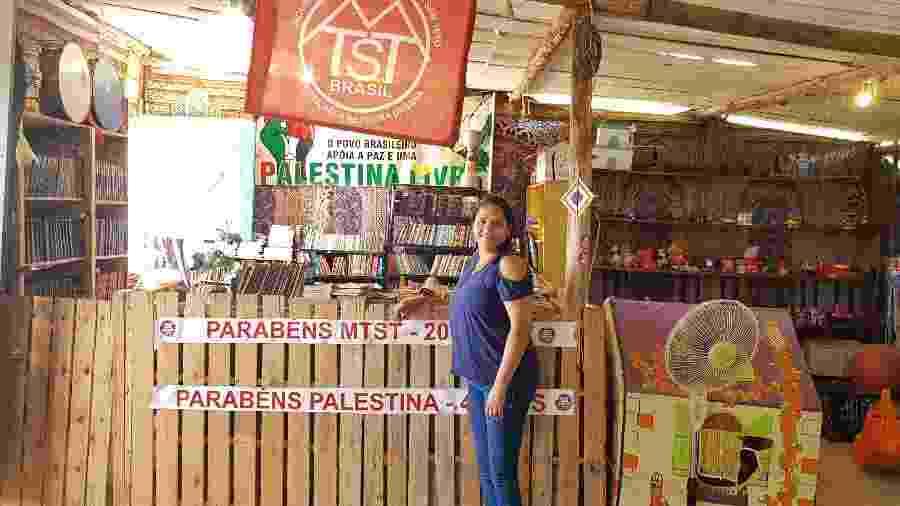 Maria Aparecida Moura, a Tia Cida, é uma das militantes do movimento  - Breno Damascena/Universa