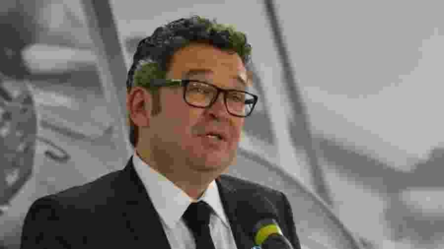 Américo Martins foi escolhido para assumir a vice-presidência de Conteúdo da CNN Brasil - Valter Campanato/Agência Brasil