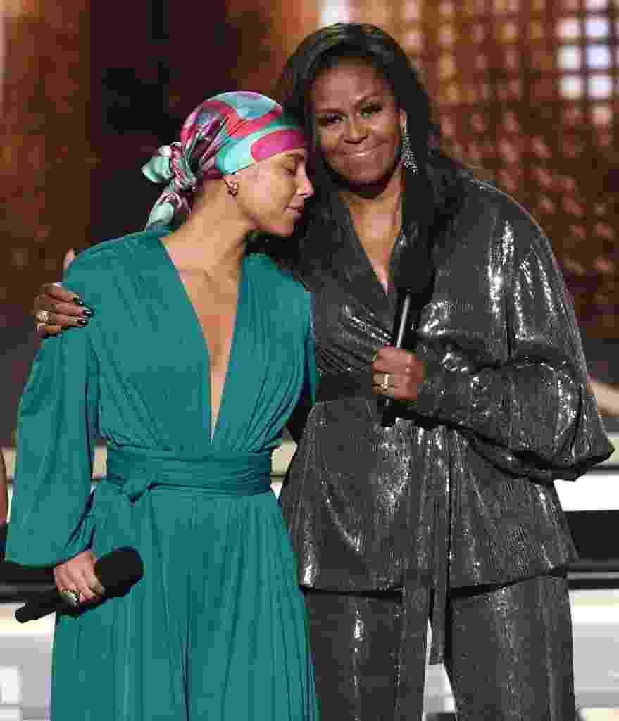 A Michelle Obama tem o melhor grupo de amigos e nós podemos provar isso - Getty Images