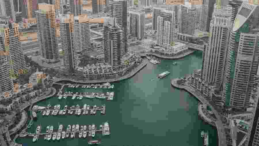O que era uma vila de pescadores se transformou em uma das regiões mais cosmopolitas do mundo - Divulgação/Turismo Dubai