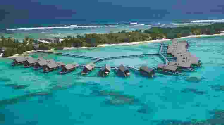 SPA Maldivas - Divulgação/Shangri-La's Villingili Resort & Spa - Divulgação/Shangri-La's Villingili Resort & Spa