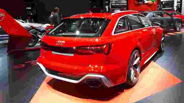 Audi RS 6 Avant - Vitor Matsubara/UOL - Vitor Matsubara/UOL
