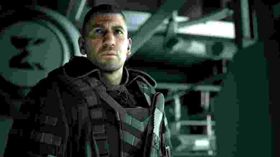 Ator Jon Bernthal é o vilão em Ghost Recon Breakpoint - Divulgação