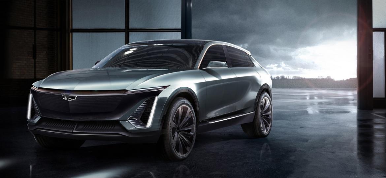 Cadillac apresentou protótipo 100% elétrico no início deste ano, no Salão de Detroit (EUA) - Divulgação