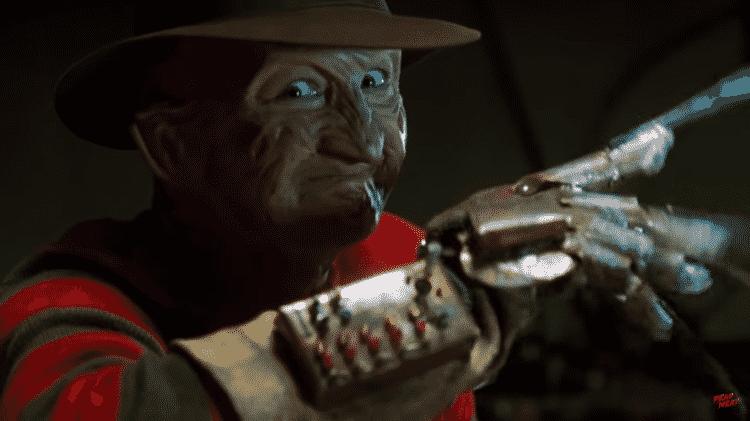 Onde vai com essa poderosa luva, Freddy? - Divulgação