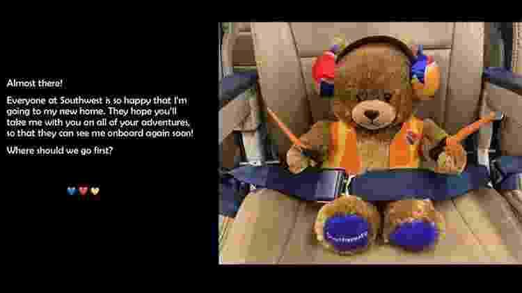 Post da Southwest Airlines - Reprodução/Twitter
