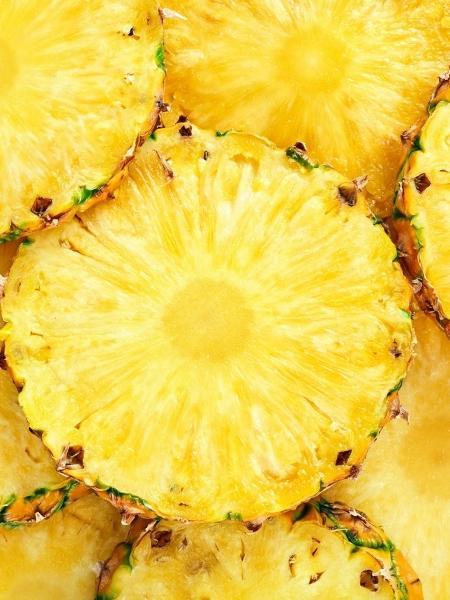 Abacaxi é um dos produtos do Brasil destacados pela ONU - iStock