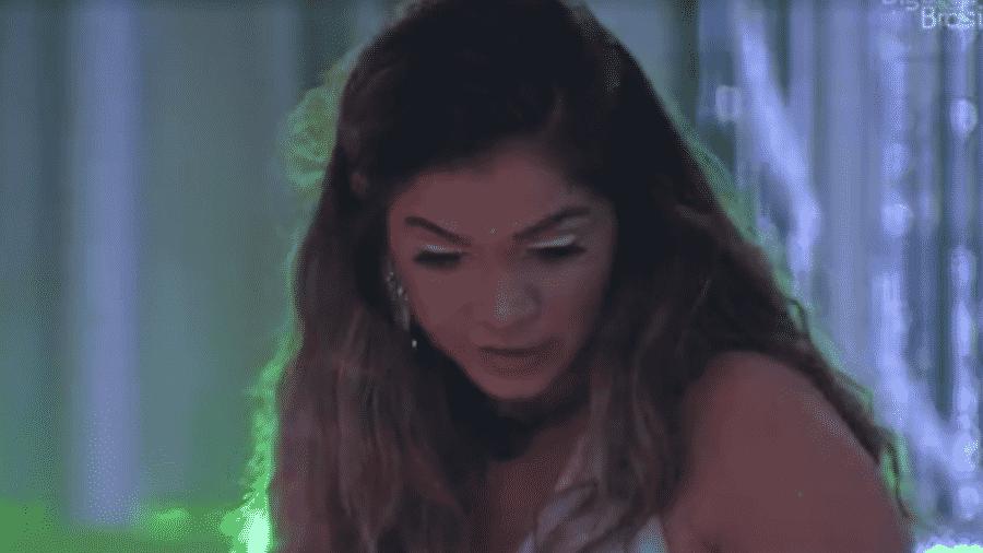 Gizelly conversa com Ivy sobre Flayslane - Reprodução/Globoplay