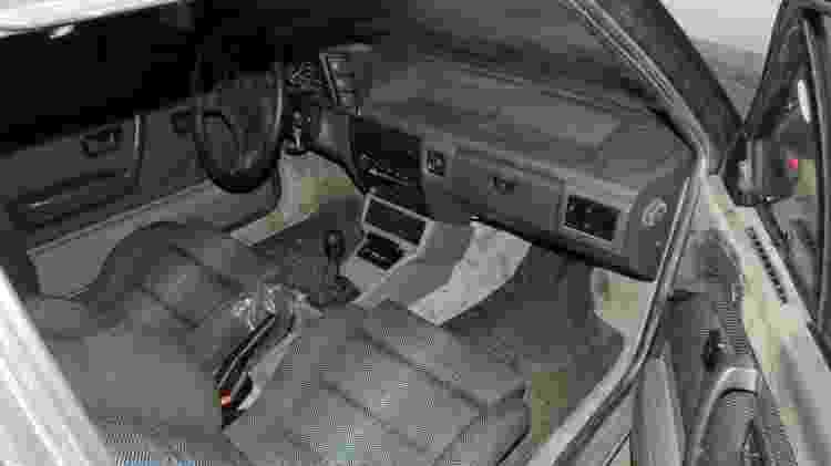 Volkswagen Gol  GTI 1993 sujo Caçadores de Tesouros Reginaldo de Campinas - Arquivo pessoal - Arquivo pessoal