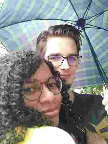 Zuri e Sascha esperam se reencontrar em breve - DW - DW
