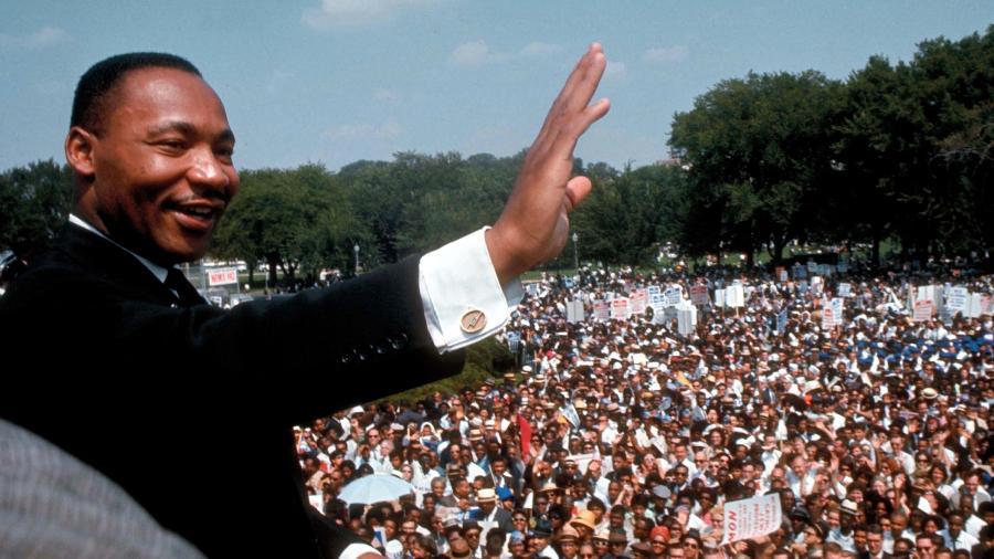 Martin Luther King, Gandhi e Irmã Dulce são alguns exemplos de lideranças históricas dos direitos humanos - Getty Images