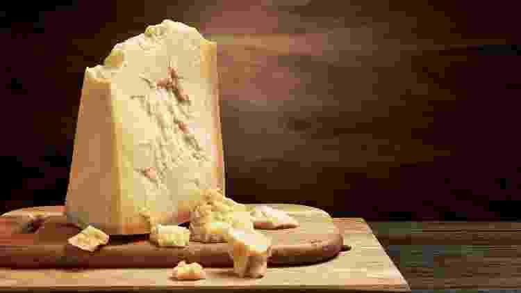 Queijo de pasta dura - Getty Images/iStockphoto - Getty Images/iStockphoto