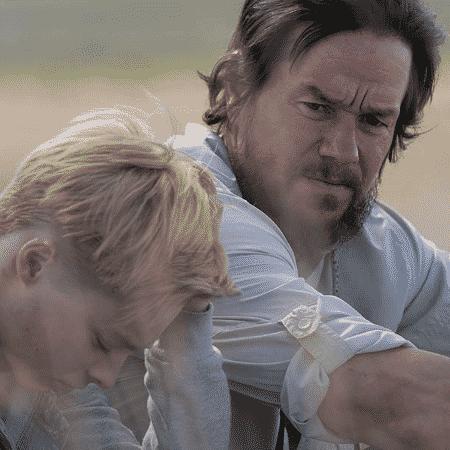 """O ator Mark Wahlberg em cena do filme """"Good Joe Bell"""" - Reprodução"""