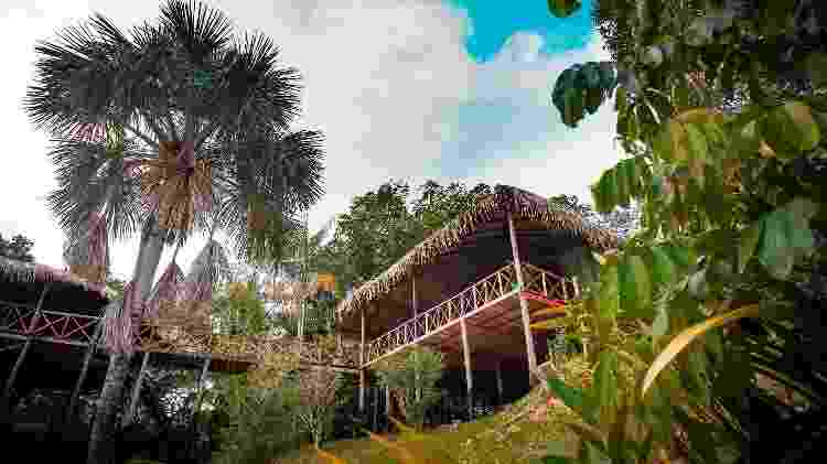 Amazon Tupana Lodge - Thiago OLiver - Thiago OLiver
