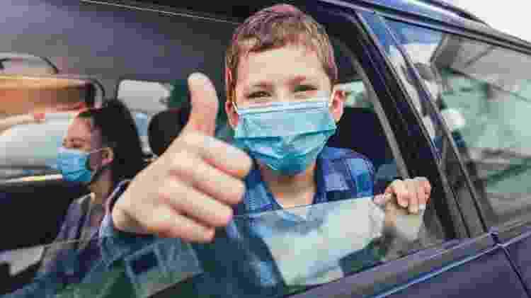 Viagens de carro e dentro do país são as maiores apostas na pandemia - Getty Images/iStockphoto - Getty Images/iStockphoto