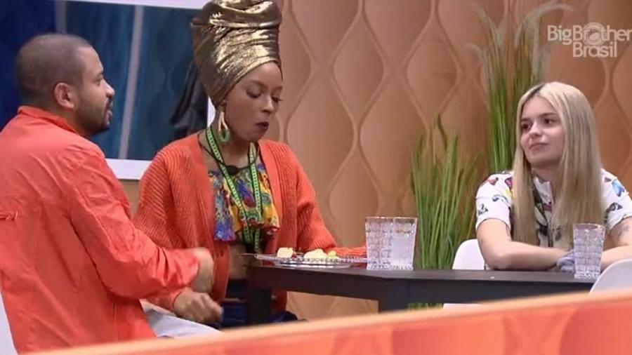 BBB 21: Viih Tube e Projota falam sobre processo antes de entrar na casa - Reprodução/ Globoplay