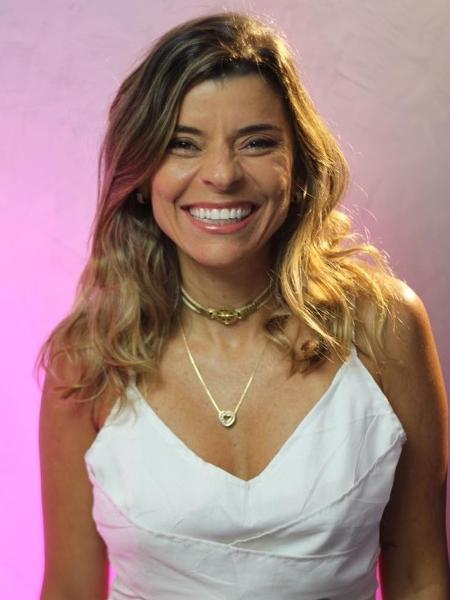 Aline Castelo Branco é jornalista e educadora sexual - Arquivo pessoal