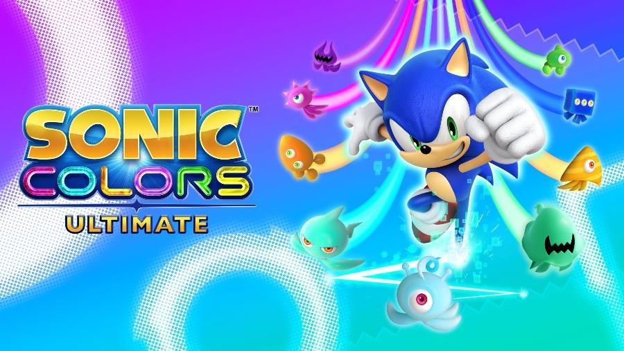 Sonic Colors Ultimate é uma remasterização do jogo de Wii e Nintendo DS - Divulgação/SEGA