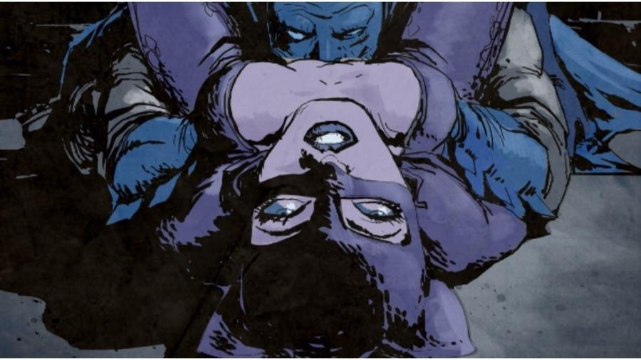 Zack Snyder compartilhou imagem de Batman e Mulher-Gato em cena íntima - Reprodução: Twitter
