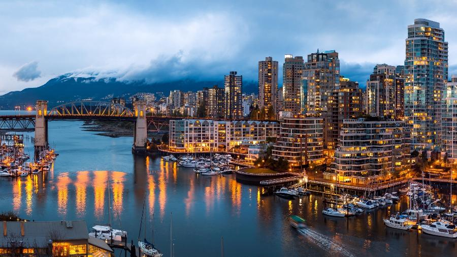 Ponte Burrard, em Vancouver - Joe Daniel Price/Getty Images