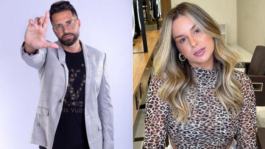 Latino repassa lucro de música com DJ Ivis para Pamella Holanda - Reprodução/Instagram