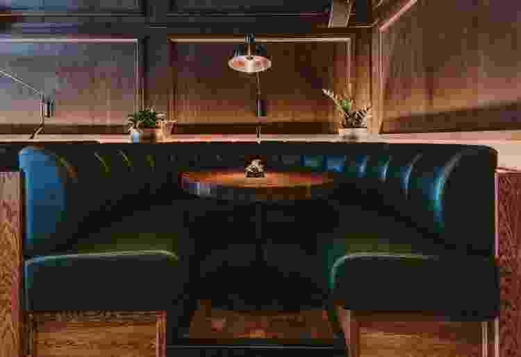 Bar e restaurante Justin Timberlake em Nashville (6) - Reprodução/Architectural Digest - Reprodução/Architectural Digest
