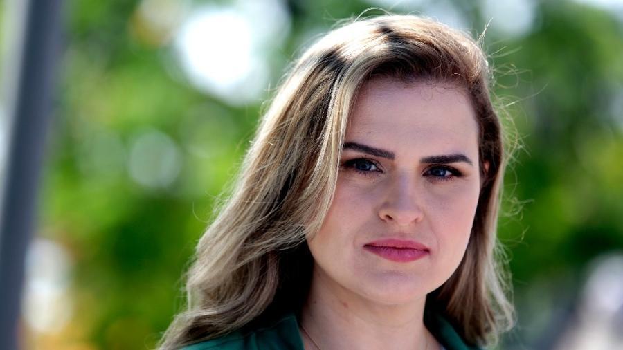 Marília Arraes é deputada federal pelo PT-PE e autora do projeto de distribuição gratuita de absorventes - Ricardo Labastier/Divulgação
