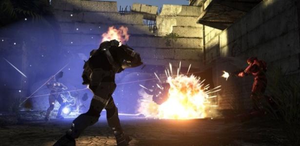 """Estudo foi realizado ao estudar comportamento de jogadores em 102 partidas de """"Halo 3"""" - Divulgação"""