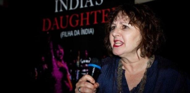 """A cineasta Leslee Udwin, diretora do documentário """"India""""s Daughter"""" - Divulgação"""