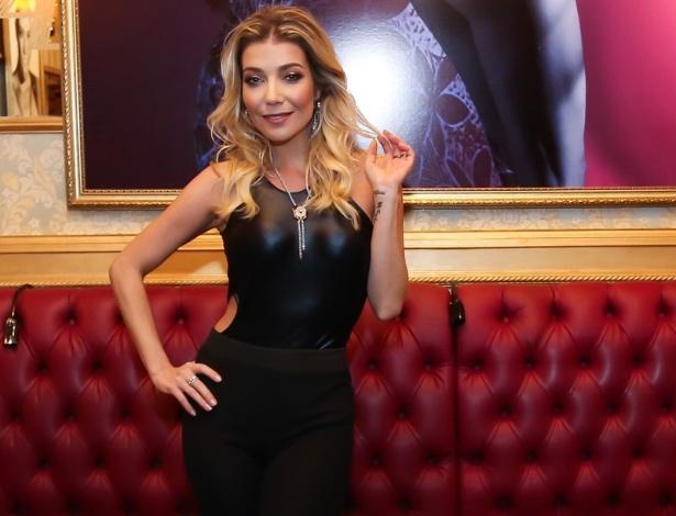 Luiza Possi mantém a boa forma com dieta e malhação - Manuela Scarpa/Brazil News