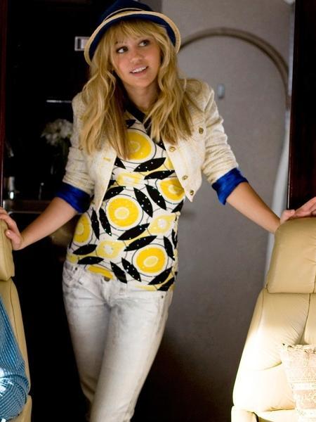 """Cena do filme """"Hannah Montana - O Filme"""" (2009) - Divulgação"""