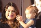 Preta Gil recebe famosos no aniversário de sua neta Sol de Maria
