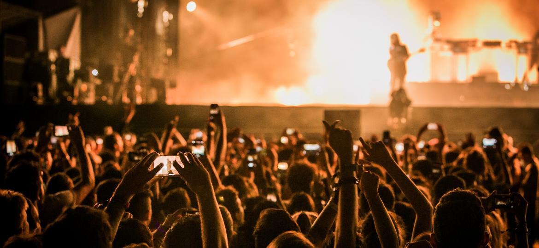 O The xx fez uma apresentação emocionante no Lollapalooza, no autódromo de Interlagos, em São Paulo - Bruno Santos/UOL