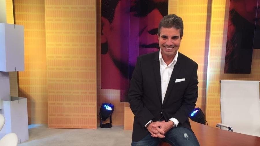 Novo cenário do programa diário de João Kleber na Rede TV! - Divulgação