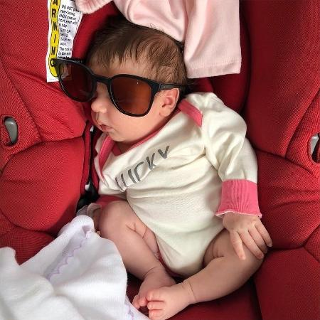 Gregorio Duvivier publica primeira foto da filha, Marieta - Reprodução/Instagram/gduvivier