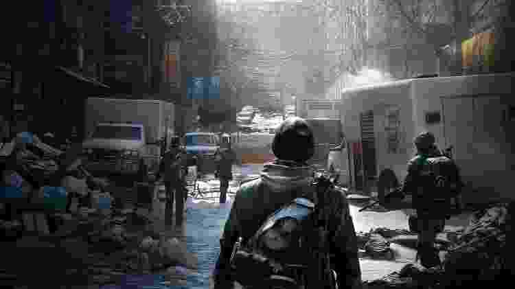 A nova missão dos agentes da Division será revelada na conferência da Ubisoft. - Divulgação