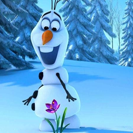 """Olaf, personagem da animação """"Frozen"""" - Divulgação"""