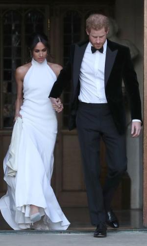 Harry e Meghan casamento