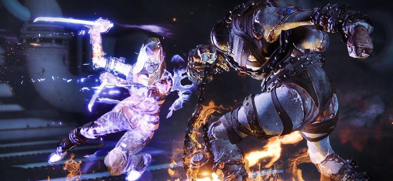 Destiny 2: Renegados - Divulgação/Activision