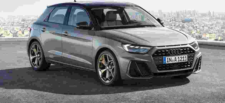 Audi A1 Sportback: visual ultra chamativo é outra característica da segunda geração - Divulgação