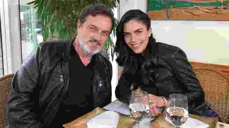 Werner Schünemann e Daniela Albuquerque - Divulgação - Divulgação